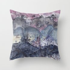 plausible weather explorations Throw Pillow