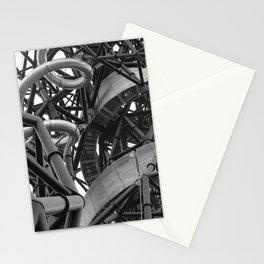 arcelor mittal orbit, london Stationery Cards