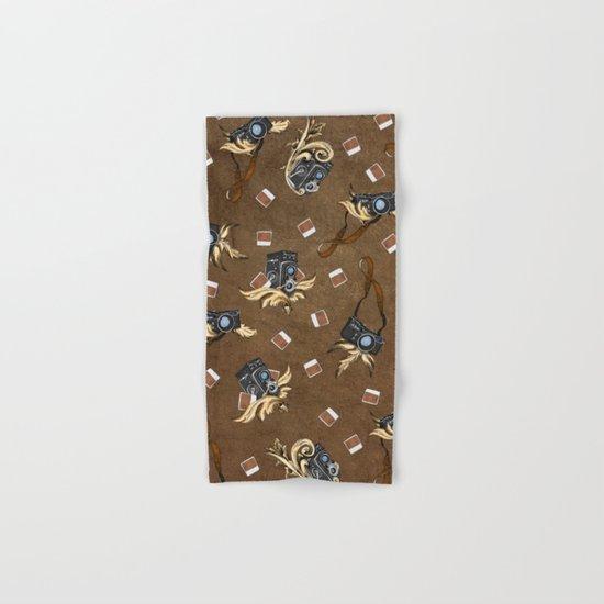 Photographie Pattern Hand & Bath Towel