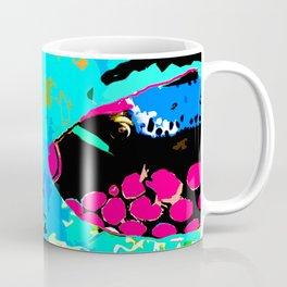 Clown Trigger Fish Coffee Mug
