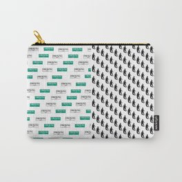 SF Giants Pattern Carry-All Pouch