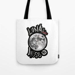 Luna Wise Tote Bag