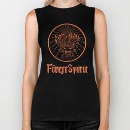 Forest Spirit  Biker Tank