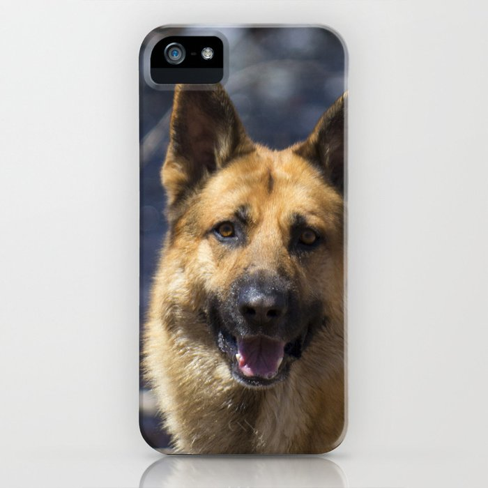 River Dog iPhone Case