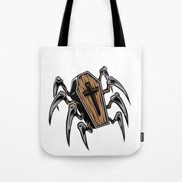 Creeping Death Tote Bag
