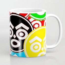 """ZULU NATION: MULTI-COLOR LOGO DUECE"" Coffee Mug"