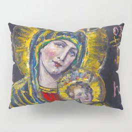 Our Lady of Perpetual Help Pillow Sham