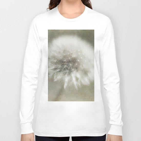 The Dandelion  Long Sleeve T-shirt