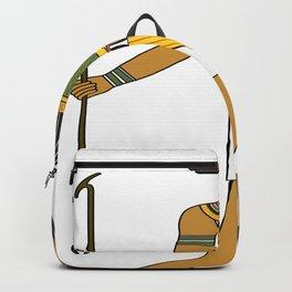 Egyptian God Anubis 5 Backpack