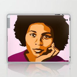bell hooks Laptop & iPad Skin