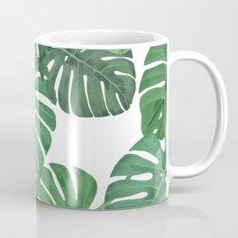 MONSTERA JUNGLE, by Frank-Joseph Coffee Mug