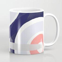 Pastel Abstract Combo 2 Coffee Mug