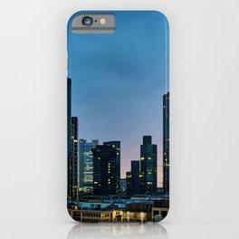Frankfurt By Night iPhone Case