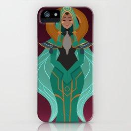 Odyssey Sona iPhone Case