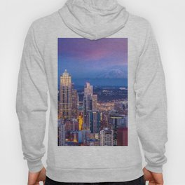 Seattle 01 - USA Hoody