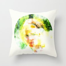 Miss. Sunshine_2  Throw Pillow