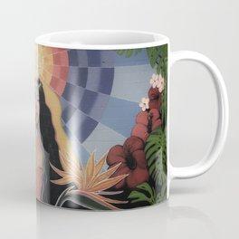 Lightworker (Mural on Charlie's Snowshack, Gainesville FL) Coffee Mug