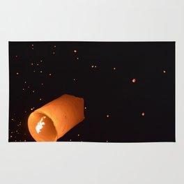 Lantern festival gusst Rug