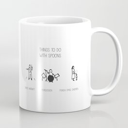 Spoons Coffee Mug