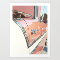 Bel-Air Art Print