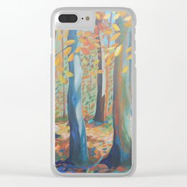 Common Heart Clear iPhone Case