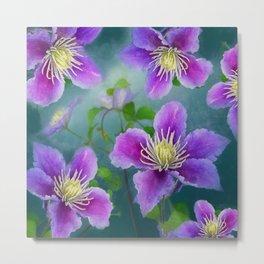 Fabulous flowers Metal Print