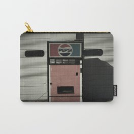 Old School Vending Carry-All Pouch