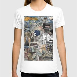 Untitled Digital Collage T-shirt