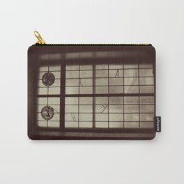 Window Glass Chicago Original Photo Carry-All Pouch