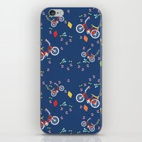outdoor iPhone & iPod Skins featuring Outdoor Fun by curlywillowco