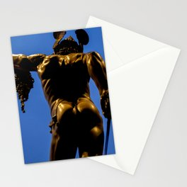 Perseus and Medusa. Stationery Cards