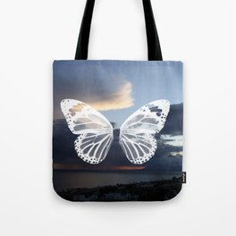 Butter wings Tote Bag