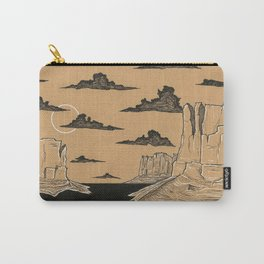 Big Buttes Carry-All Pouch