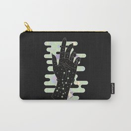 Taurus - Zodiac Constellation Illustration Carry-All Pouch