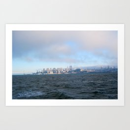 SF from the Bay Art Print