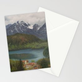 From the Castle Window Stationery Cards