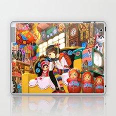 Oba-chan's Place Laptop & iPad Skin