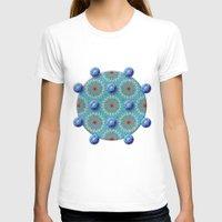 matrix T-shirts featuring Empyrean Matrix by Peter Gross
