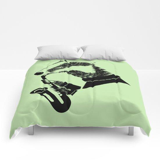 Badger Saxophone Comforters