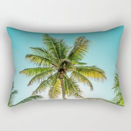 Palms Away - New Caledonia 1 Rectangular Pillow