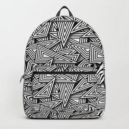 Triangle Funk Backpack