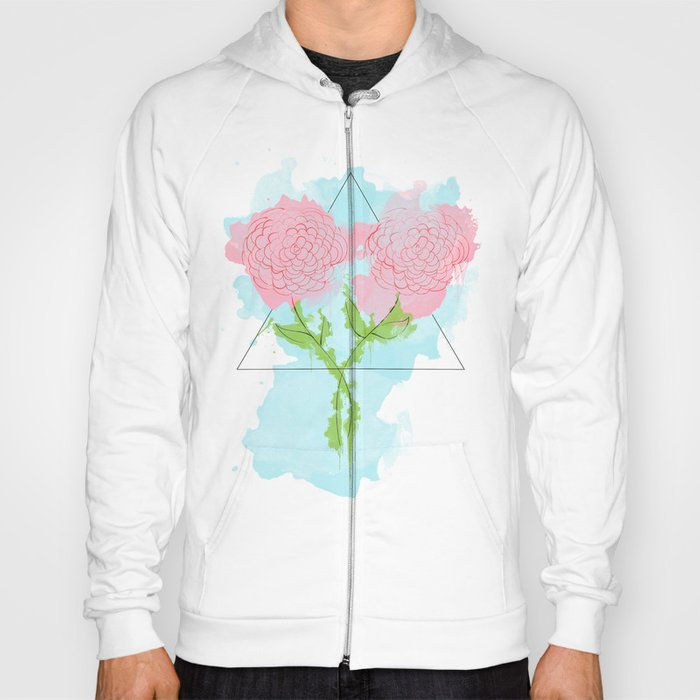 Water[color] the Flowers Hoody