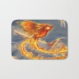 Hummingbird Phoenix Bath Mat