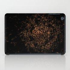 foxtrot zebra 17 iPad Case