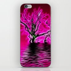 Rising from the depths iPhone & iPod Skin