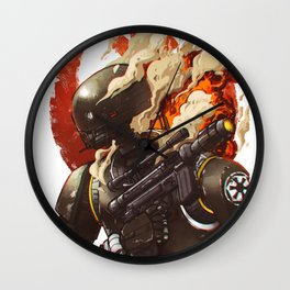 The Resistance Droid Wall Clock