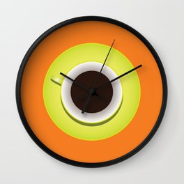 It's Coffee Time Wall Clock