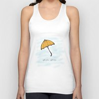 himym Tank Tops featuring Right Place, Right Time by Fairuz Ayuni