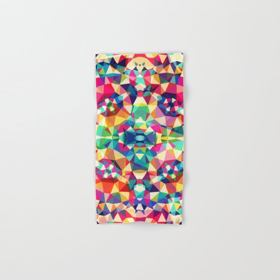 Colour Of Joy Hand & Bath Towel
