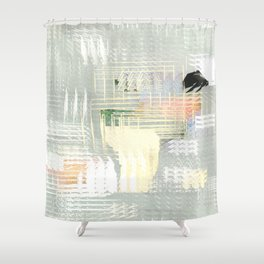 Make Your Own Momentum  Shower Curtain